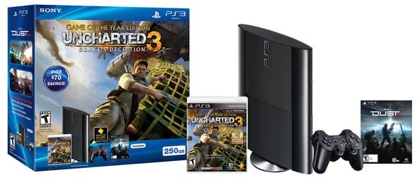 Sony presenta una versión mas ligera de la PlayStation 3 - sony-new-ps3-slim