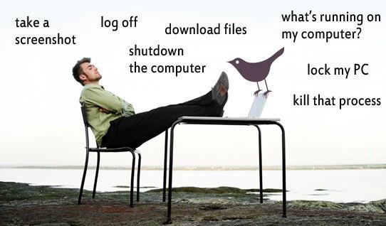 Dale indicaciones a tu PC desde tu cuenta de Twitter con TweetMyPc - tweet-my-pc-app