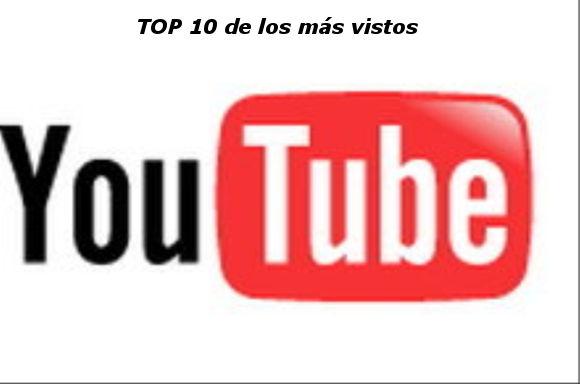Top 10 de los videos más vistos de Youtube [Actualizado] - videos-mas-vistos-youtube