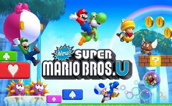 Estos son los juegos de la ventana de lanzamiento de la consola Wii U - wii-u-launch-titles