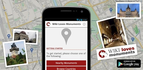 Concurso mundial de fotografias a monumentos históricos llega a México - wiki-loves-monuments-android