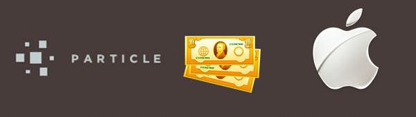 Apple compra Particle, una empresa encargada del desarrollo en HTML5 - Apple-compra-particle
