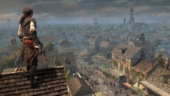 Assassin's Creed 3 Liberation para Vita nos muestra su tráiler con la historia del juego - Assassins-Creed-3-Liberation-590x332