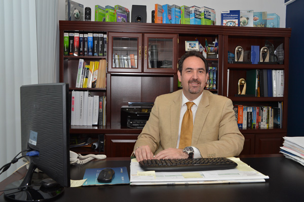 Entrevista con Benjamín Kroitoro, Director General de Panda Security México para Webadictos. - Benja-3