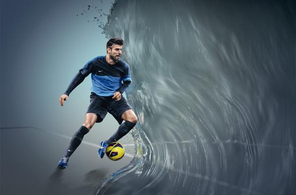 """Nike presenta la tecnología """"All Conditions Control"""" para todos sus zapatos de futbol - Ho12_FB_4silo_ACC_Pique_f1"""