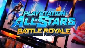 PlayStation All Star Battle Royale nos muestra un épico tráiler con Kratos y Drake