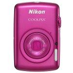 Nikon presenta en México la nueva COOLPIX S01 - S01_nikon-pink