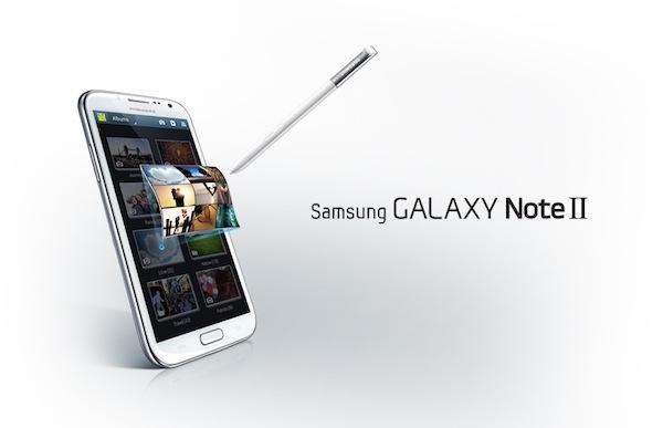 Samsung Galaxy Note 2 Prueba de resistencia a caídas del nuevo Samsung Galaxy Note 2