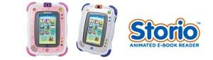 Storio 2, una tableta diseñada específicamente para niños