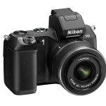 Nikon presenta la nueva cámara sin espejo Nikon 1 V2 - V2_10_30_BK_frt34r