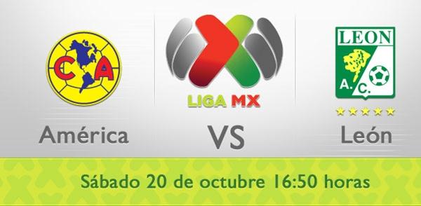 América vs León en vivo, Liga MX (Apertura 2012) - america-leon-en-vivo-apertura-2012