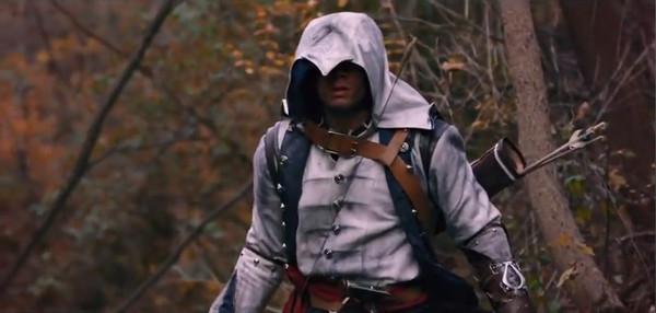 Excelente corto no oficial de Assassin's Creed 3 - assassins-creed-3-rebel-blades