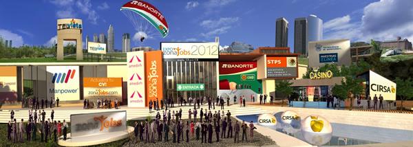 Buscar trabajo es más fácil en la feria virtual de empleos, Expo ZonaJobs - buscar-trabajo-zonajobs