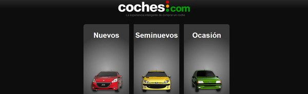 coches El sector del automóvil es el que más invierte en publicidad en Internet