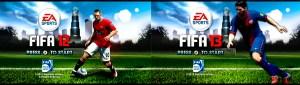FIFA 13 para Wii es casi igual a la versión del año pasado, lo mismo sucede en PS Vita