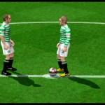 FIFA 13 para Wii es casi igual a la versión del año pasado, lo mismo sucede en PS Vita - h13