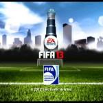 FIFA 13 para Wii es casi igual a la versión del año pasado, lo mismo sucede en PS Vita - intro-fifa13