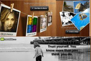Meowfoto: Crea divertidos collages a partir de fotos y frases de tu biografía de Facebook