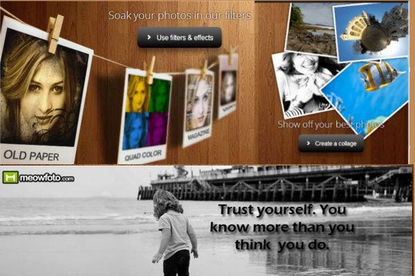 Meowfoto: Crea divertidos collages a partir de fotos y frases de tu biografía de Facebook - meowfoto-fotos-de-facebook