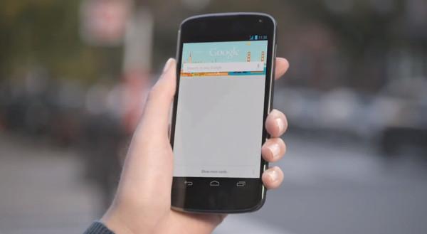 Cinco smartphones que podrías regalar en Navidad - nexus-4