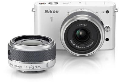 Nikon presenta la Nikon 1 J2 - nikon-j1