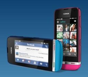 Nokia Asha 311 disponible en México
