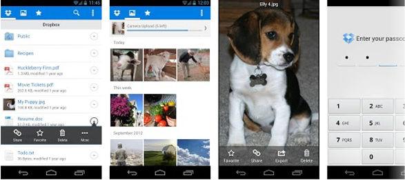 nueva version dropbox para android Se actualizó la aplicación Dropbox para Android con mejoras en las fotos