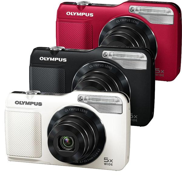La nueva cámara VG-170 de Olympus incluye el zoom más poderoso entre las compactas de su nivel - oly_vg-170_THEME__1_
