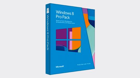 Ahorra y obtén gratis Windows Media Center para Windows 8 - pro-pack-windows-8