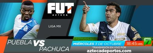 Puebla vs Pachuca en vivo, Liga MX (Apertura 2012) - puebla-pachuca-en-vivo-apertura-2012