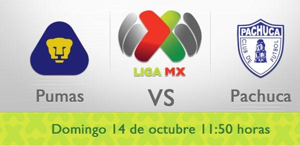 Pumas vs Pachuca en vivo, Liga MX (Apertura 2012) - pumas-pachuca-en-vivo-apertura-2012