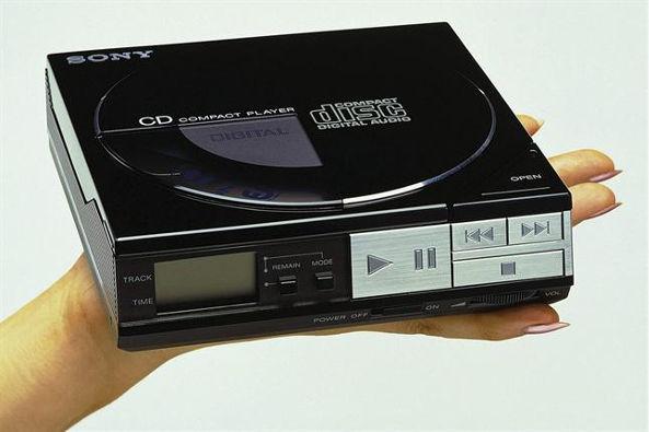 Hoy se cumplen 30 años del lanzamiento del primer disco compacto (CD) - reproductor-disco-compacto