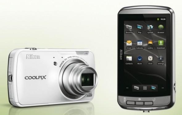 Disponible en México la cámara de Nikon que lleva Android en sus entrañas, la COOLPIX S800c - s800-nikon-android-590x374