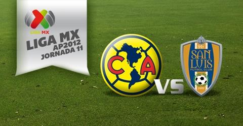 San Luis vs América en vivo, Liga MX (Apertura 2012) - san-luis-america-en-vivo-apertura-2012