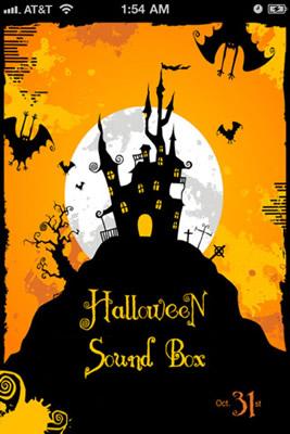 Apps de Halloween y Día de muertos para tu Smartphone - sonidos-halloween-iphone