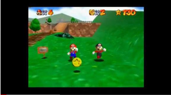 Juego editado por fan de Super Mario 64 ahora nos permite jugar en modo multijugador - super-mario-64-multiplayer