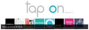 Se presenta Tap On, nueva revista interactiva para iPad que nos habla de iOS