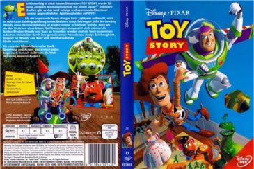 Breve Historia de Walt Disney Company - toy-story
