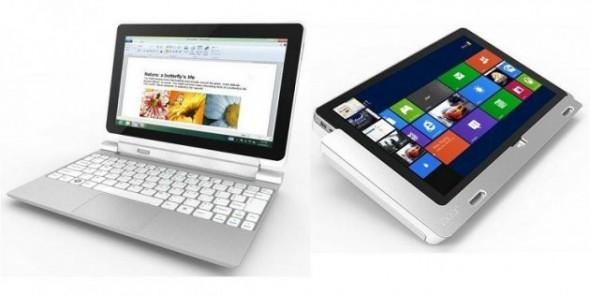 Acer presenta su línea renovada de productos con Windows 8 - Acer-Iconia-W5-590x295