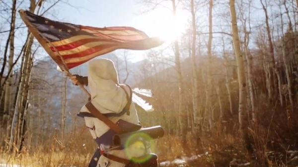 Lindsay Stirling assassins creed Tema de Assassins Creed III interpretado por una violinista