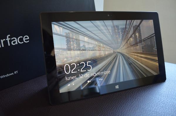 Microsoft Surface, una tableta diseñada para la productividad [Reseña]