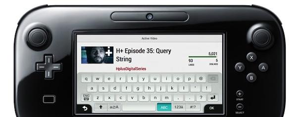 Aplicación de YouTube para Wii U disponible para su descarga - Wii-u-youtube-app