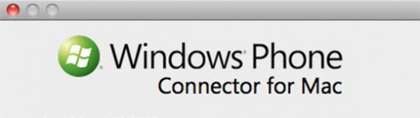 Windows Phone Connector para Mac ahora compatible con Windows 8 - Windows-Phone-Connector-Mac-590x167