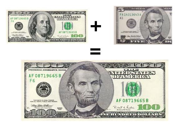 Arrestan a una persona por usar billetes falsos con el rostro de otro presidente - billetes-falsos-con-el-rostro-de-otro-presidente