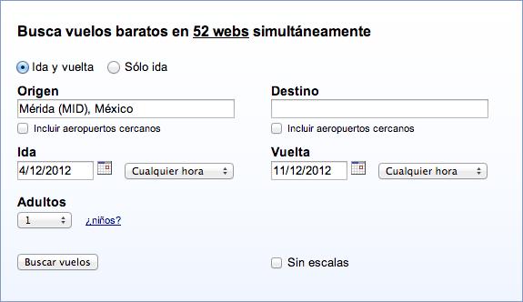 Buscar vuelos baratos en México gracias a Trabber.mx - buscar-vuelos-mexico