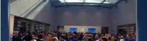 La nueva Apple Store de Palo Alto es muy ruidosa en su interior