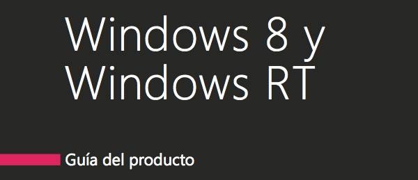 Guía de Windows 8 y otros libros de windows 8 gratis que pueden servirte - guia-windows-8-espanol