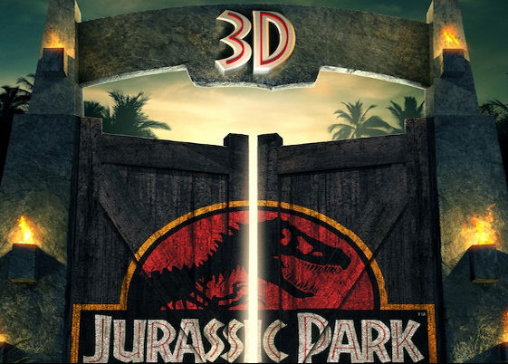 Jurassic Park en 3D se estrenará en Abril del 2013 - jurassic-park-en-3d-para-abril-del-2013