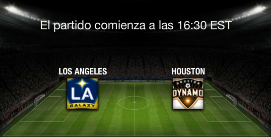 Los Angeles vs Houston en vivo, Gran Final Copa MLS 2012 - los-angeles-houston-en-vivo-mls-2012