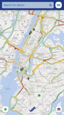 Los mapas de Nokia, de nombre Here ya están disponibles para iOS - nokia-here-4